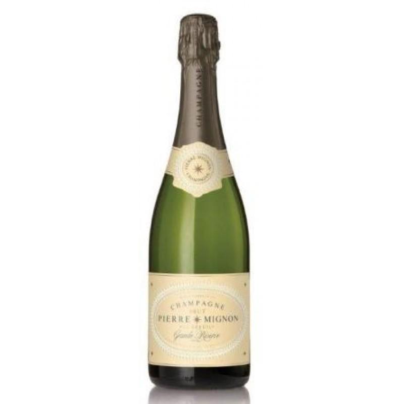 Pierre Mignon, Grande Réserve Premier Cru, Champagne, France, N/V