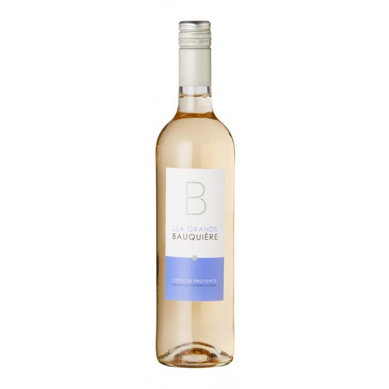 Domaine La Grande Bauquière, B by La Grande Bauquière, Côtes de Provence Rosé, France, 2017