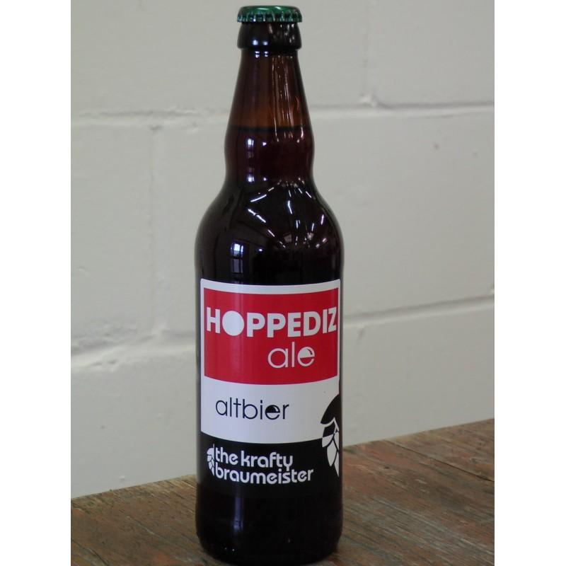 Hoppediz Brown Ale